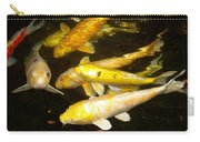 Coy Koi Carry-all Pouch