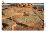 Coyote Buttes Rock Formation Carry-all Pouch