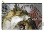 Coyote Headdress 1 Carry-all Pouch