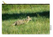 Coyote In Boulder Higlands Carry-all Pouch