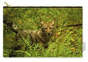 Coyote Of The Woods Carry-all Pouch
