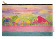 Cozumel Kaleidoscope Carry-all Pouch