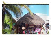Cozumel Souvernir Shopping Carry-all Pouch