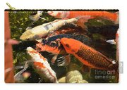 Cozy Koi Carry-all Pouch