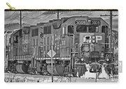 Cp Rail Train Bwtr9099-12 Carry-all Pouch
