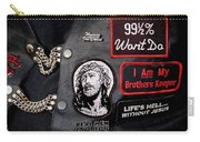 Cpr - Christian Prayer Riders Carry-all Pouch
