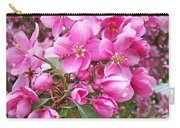 Crab Apple Blossoms Carry-all Pouch