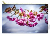 Crab Apple Tree Carry-all Pouch
