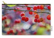 Crab Apples 2 Carry-all Pouch