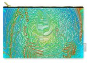 Crab In Plastic Wrap Abstract Carry-all Pouch