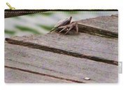 Crab On The Pier  Carry-all Pouch