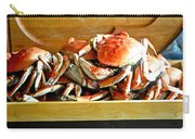 Crab To Clean Carry-all Pouch