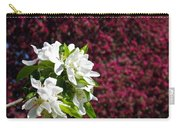 Crabapple Blooms 2 Carry-all Pouch