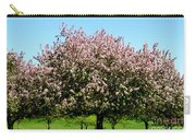 Crabapple Orchard Carry-all Pouch