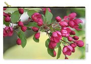 Crabapple Tree Named Prairiefire Carry-all Pouch