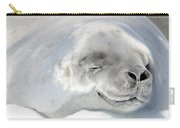 Crabeater Seal Carry-all Pouch