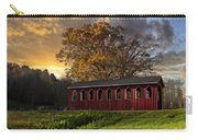 Crack Of Dawn Carry-all Pouch by Debra and Dave Vanderlaan