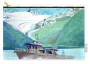 Crackerjack Charter Boat Fishing In Alaska Carry-all Pouch