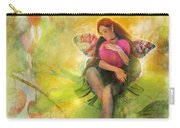 Cradle Your Heart Carry-all Pouch by Aimee Stewart