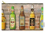 Craft Beer Collection On Brick Carry-all Pouch