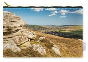 Crags Over Rothbury Carry-all Pouch