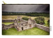 Craigmillar Castle Ruins Carry-all Pouch
