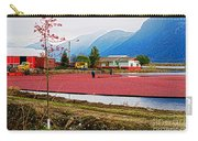 Cranberry Field Workers Carry-all Pouch