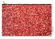 Cranberry Harvest 3 Carry-all Pouch