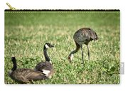 Crane And Friends Carry-all Pouch