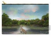 Crane Habitat Carry-all Pouch