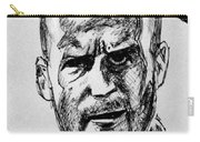 Jason Statham Carry-all Pouch