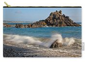 Crashing Of The Waves Carry-all Pouch