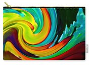 Crashing Wave Carry-all Pouch by Amy Vangsgard
