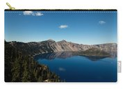 Crater Lake And Boat Carry-all Pouch
