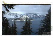 Crater Lake Oregon Carry-all Pouch