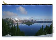 Crater Lake - Oregon Carry-all Pouch