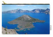 Crater Lake Wizard Island Carry-all Pouch