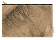 Crater On Mars Carry-all Pouch