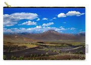 Craters Of The Moon Carry-all Pouch by Robert Bales