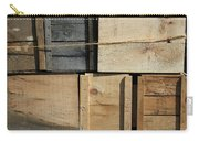 Crates At The Orchard 2 Carry-all Pouch