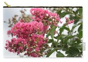 Crazy For Crepe Myrtles Carry-all Pouch