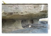 Crazy Ocean Rocks Carry-all Pouch