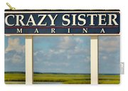Crazy Sister Marina Carry-all Pouch