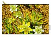 Cream Cups In Antelope Valley California Poppy Reserve-california  Carry-all Pouch