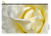 Creamy Rose Carry-all Pouch