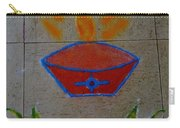 Creative Diya Rangoli Carry-all Pouch
