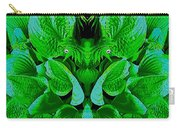 Creatures In The Green Fauna Carry-all Pouch
