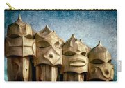 Creatures Of La Pedrera Carry-all Pouch