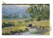 Creek At Mormon Row Carry-all Pouch