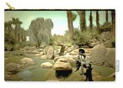 Creek At Jackalope Ranch Palm Springs Carry-all Pouch